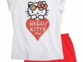 Hello Kitty pizsama (104-140)
