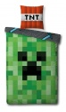 Minecraft Creeper ágyneműhuzat